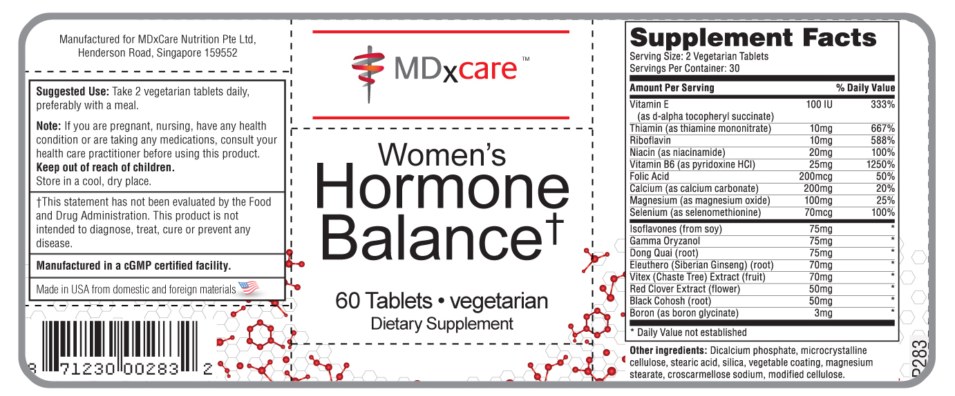 Women's Hormone Balance   Welcome to MD Choice - The Doctors